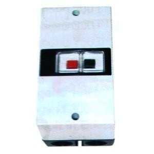 Motorschutz für Drehstrommotore 400Volt mit Gehäuse und 2 Stück Kabeleinführungen