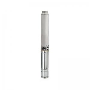EW23280 Top4  12-60 Tiefbrunnenpumpe230V,  FH max  57m, Qmax 12m³/h, P2  1500Watt