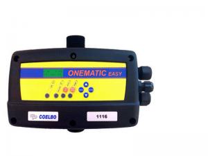 DR62009   Onematic easy  Elektronischer Druck Schalter zur Steuerung von Pumpen mit Wechslstrommotor
