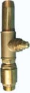 IN1014 - Automatisches Entleerungsventil  1 mit Rückschlagventil, nur für Kreisel Tiefbrunnenpumpen