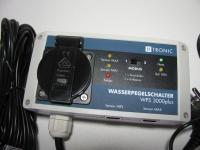 DR7002  Niveau - Schalter WPS3000 Plus mit 2 Sondensystem