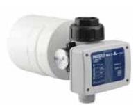 DR62115   PresFlow Multi  elektronischer Druck- und Strömungswächter,  Pumpe druckabhängig einschaltet und strömungsabhängig mit einer Nachlaufzeit von 7 Sekunden ausschaltet