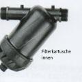 EW1103  -DISC 100  - 10m³/h (1 1/4) Rillenscheibenfilter, Sand-Vor-Schmutz Filter