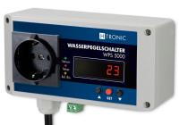 DR7004  WPS5000  Brunnen Trockenlauf überwachung mit 1 Sonde. Autom.AUS / EIN Schaltung
