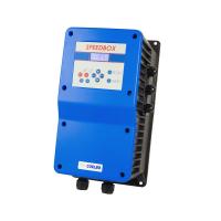 EW62043 SpeedBox 1106  MM regelt Drehzahl der Pumpe nach eingestelltem Druck.